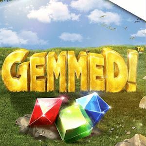 لعبة السلوت الجديدة Gemmed! على الإنترنت من Betsoft