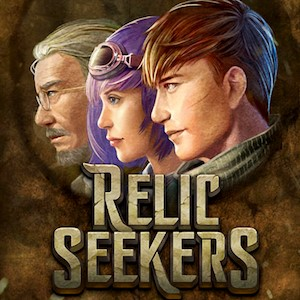 لعبة السلوت الجديدة Relic Seekers