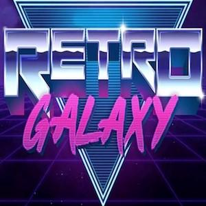 لعبة السلوت الجديدة Retro Galaxy