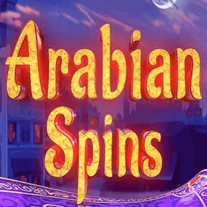 لعبة السلوت على الإنترنت Arabian Spins