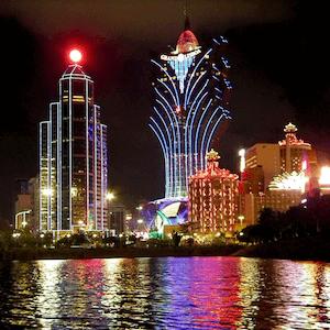 تعرضت كازينوهات Macau لانخفاض في الإيرادات